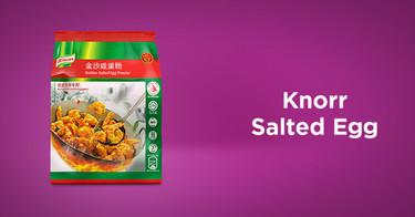 Knorr Golden Salted Egg Powder