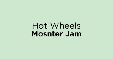 Hot Wheels Mosnter Jam