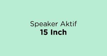 Speaker Aktif 15 Inch Bandung