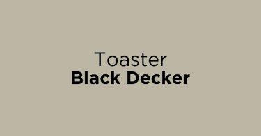Toaster Black Decker