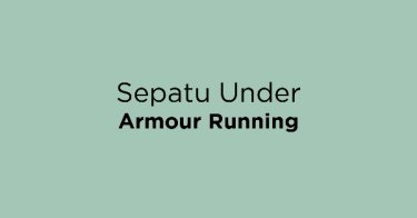 Sepatu Under Armour Running Bandung