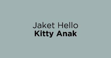 Jual Jaket Hello Kitty Anak - Beli Harga Terbaik  0855eecce9