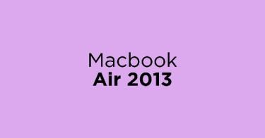 Macbook Air 2013 Bandung