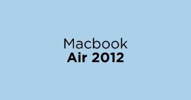 Macbook Air 2012 Bandung