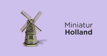 Miniatur Holland Jakarta Pusat