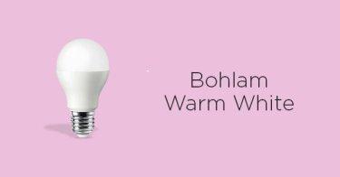 Bohlam Warm White