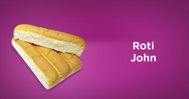 Roti John Jakarta Selatan