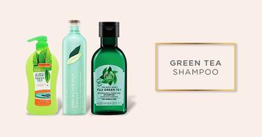 Green Tea Shampoo Kepulauan Riau