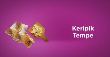Keripik Tempe Kabupaten Bogor