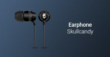Earphone Skullcandy