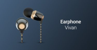 Earphone Vivan