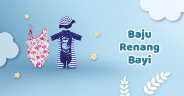 Baju Renang Bayi Jawa Timur