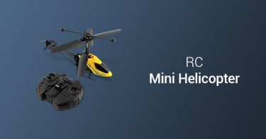 Remote Control Helikopter Mini