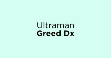 Ultraman Greed Dx