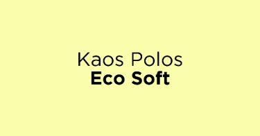 Kaos Polos Eco Soft DKI Jakarta