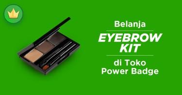 Eyebrow Kit Power Badge