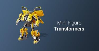 Mini Figure Transformers Bandung