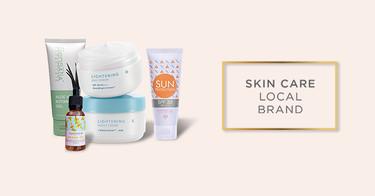 Jual Skincare Local Brand dengan Harga Terbaik dan Terlengkap