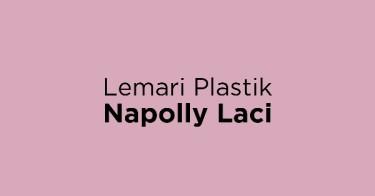 Lemari Plastik Napolly Laci