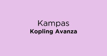 Kampas Kopling Avanza Depok
