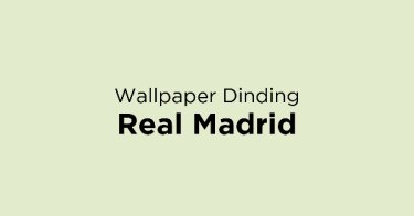Wallpaper Dinding Real Madrid