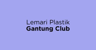 Lemari Plastik Gantung Club