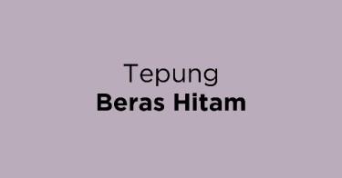 Tepung Beras Hitam Bandung