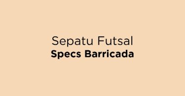 Sepatu Futsal Specs Barricada Palembang