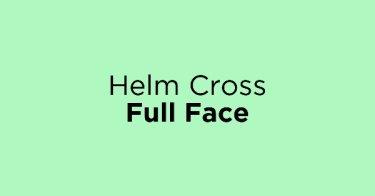 Helm Cross Full Face