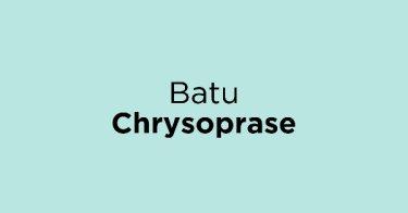 Batu Chrysoprase