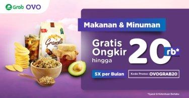 Makanan & Minuman OVO x Grab
