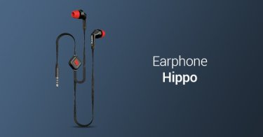 Earphone Hippo