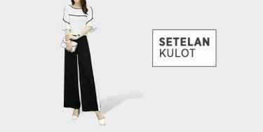 Setelan Kulot Lampung