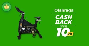 Olahraga Cashback