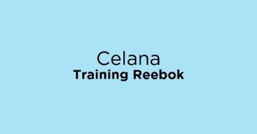 Celana Training Reebok