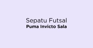 Sepatu Futsal Puma Invicto Sala