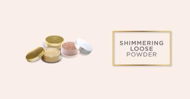Shimmering Loose Powder
