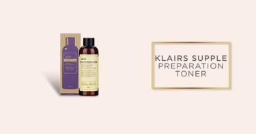 Klairs Supple Preparation Toner Bandung