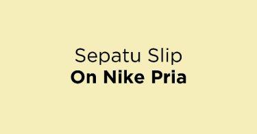 Sepatu Slip On Nike Pria Kabupaten Bogor