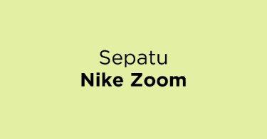 Sepatu Nike Zoom Palembang