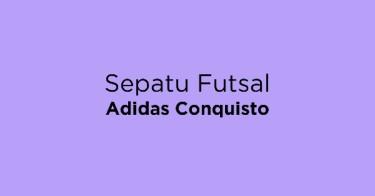 Sepatu Futsal Adidas Conquisto