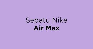 Sepatu Nike Air Max Lampung