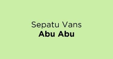 Sepatu Vans Abu Abu