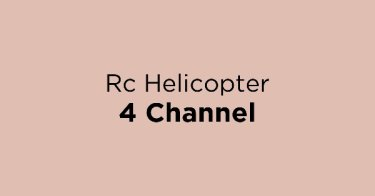 Rc Helicopter 4 Channel DKI Jakarta