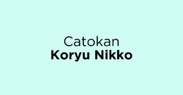 Catokan Koryu Nikko