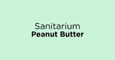 Sanitarium Peanut Butter