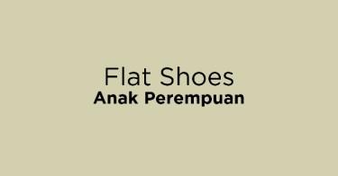 Flat Shoes Anak Perempuan Bogor