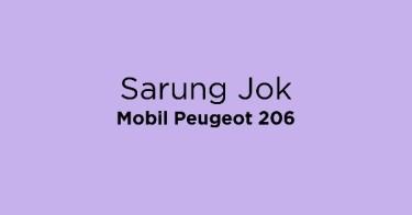 Sarung Jok Mobil Peugeot 206