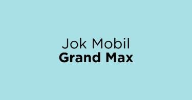 Jok Mobil Grand Max