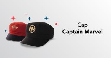 Cap Captain Marvel